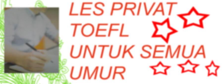 les privat toefl